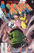 Uncanny X-Men (1963 1st Series) 329