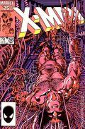 Uncanny X-Men (1963 1st Series) 205
