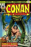 Conan the Barbarian (1970) UK Edition 43