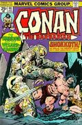 Conan the Barbarian (1970) UK Edition 46