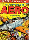 Captain Aero Comics (1941) Vol. 2 #7