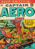 Captain Aero Comics (1941) Vol. 1 #3