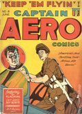 Captain Aero Comics (1941) Vol. 1 #6