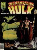 Rampaging Hulk (1977 Magazine) 5