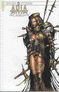 Aria Jay Anacleto Sketchbook (1999) 1B