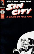 Sin City A Dame to Kill For (1993) 4