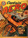 Captain Aero Comics Vol. 3 (1943) 11