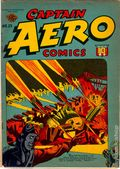 Captain Aero Comics Vol. 4 (1944) 25