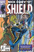 Nick Fury Agent of SHIELD (1989 3rd Series) 45