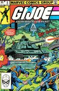 GI Joe (1982 Marvel) 5