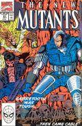 New Mutants (1983 1st Series) 91