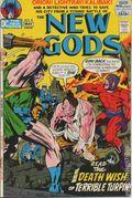 New Gods (1971 1st Series) 8