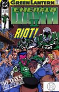 Green Lantern Emerald Dawn II (1991) 5