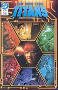 New Teen Titans (1984 2nd Series) New Titans 47
