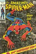 Amazing Spider-Man (1963 1st Series) Mark Jewelers 100MJ