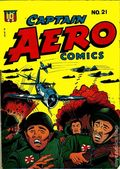 Captain Aero Comics (1941) Vol. 4 #21