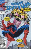 Web of Spider-Man (1985 1st Series) JC Penney Reprint 83