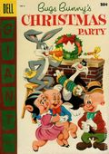 Dell Giant Bugs Bunny's Christmas Party (1955) 6