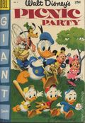 Dell Giant Picnic Party (1955) 6