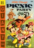 Dell Giant Picnic Party (1955) 8