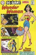 Wonder Woman Annual 1967 (2002 Facsimilie) 1