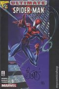 Ultimate Spider-Man (2000) Wizard 1/2 1DF.SIGNED.A
