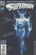 Superman (1987 2nd Series) 123A.DF.SIGNED
