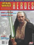 Star Wars Episode 1 Official Poster Magazine (1999) 1
