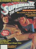 Superman IV Official Poster Magazine (1987) 1