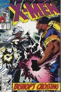 Uncanny X-Men (1963 1st Series) 283CX.SIGNED