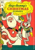 Dell Giant Bugs Bunny's Christmas Funnies (1950-1958 Dell) 1
