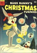 Dell Giant Bugs Bunny's Christmas Funnies (1950) 5