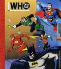 Who's Who in the DC Universe Loose-Leaf 3-Ring Binder (1990) ITEM#2