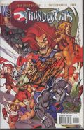 Thundercats (2002 2nd Series) 0DF.SIGNED