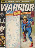 Warrior (1982 Quality) UK 2