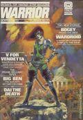 Warrior (1982 Quality) UK 22