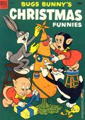 Dell Giant Bugs Bunny's Christmas Funnies (1950-1958 Dell) 4