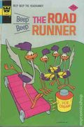 Beep Beep The Road Runner (1971 Whitman) 45