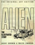 Alien The Illustrated Story HC (2012 Titan) Limited Signed Artist's Edition 1-1ST