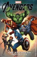 Avengers The Avengers Initiative TPB (2012 Marvel Digest) 1-1ST