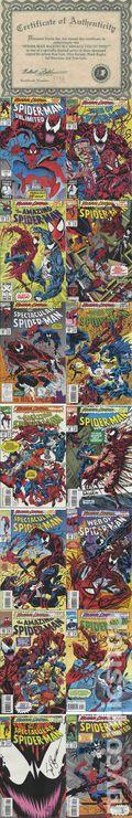 Spider-Man Maximum Carnage (1993) DF Signed Set 0
