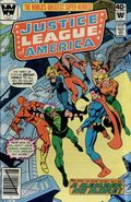 Justice League of America (1960 1st Series) Whitman 181