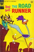 Beep Beep The Road Runner (1971 Whitman) 32