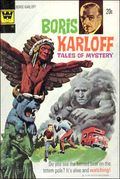 Boris Karloff Tales of Mystery (Whitman) 50