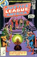 Justice League of America (1960 1st Series) Whitman 168