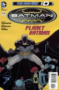 Batman Incorporated (2012 2nd Series DC) 0B