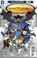 Batman Incorporated (2012 2nd Series DC) 0A