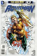 Aquaman (2011 5th Series) 0A