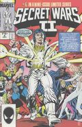 Secret Wars II (1985 Marvel) 2nd Printing 6