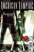 American Vampire (2010 Vertigo) 31A